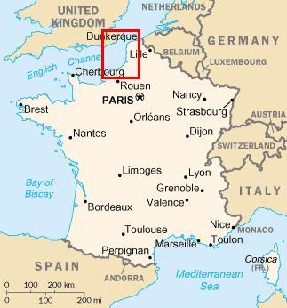 Bunker Atlantikwall Karte.Bunker In Nordfrankreich