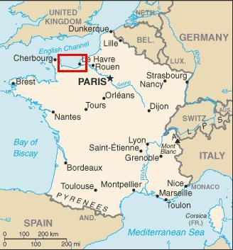 Bunker Atlantikwall Karte.Bunker In Der Normandie